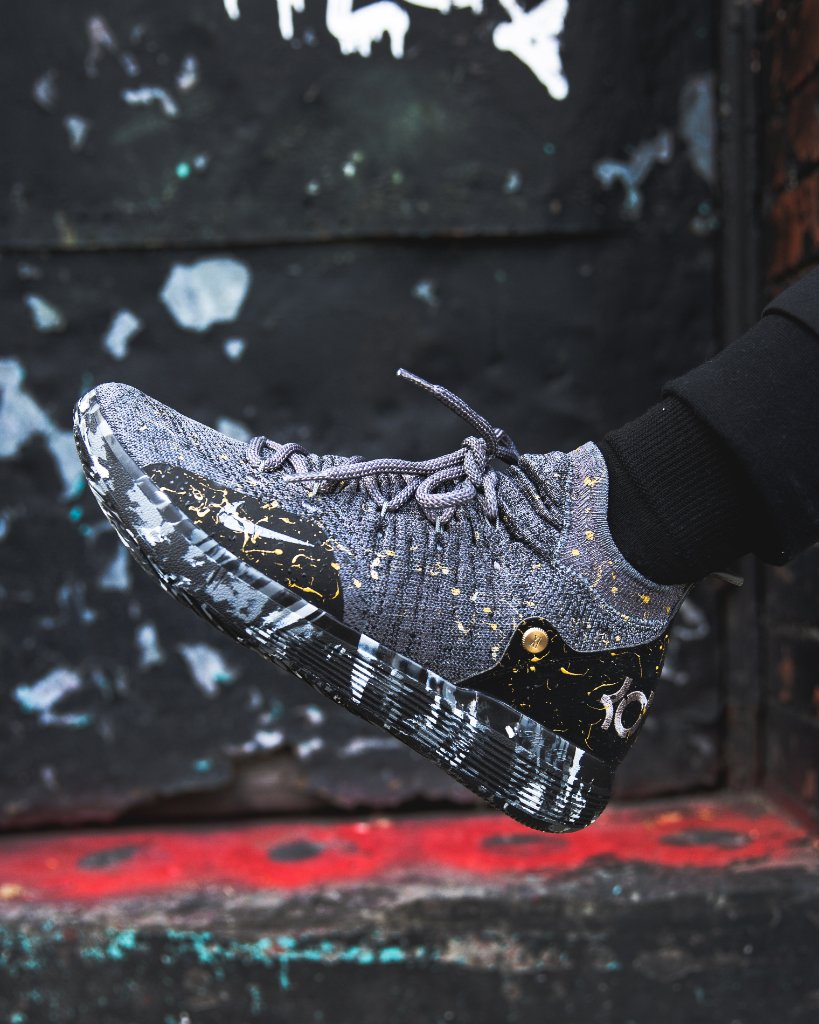 Confetti vibes. 🏆 #Nike KD
