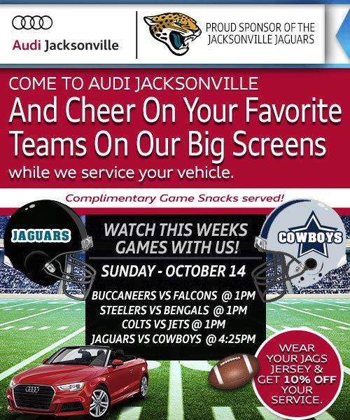 Audi Jacksonville AudiJax Twitter - Audi jacksonville