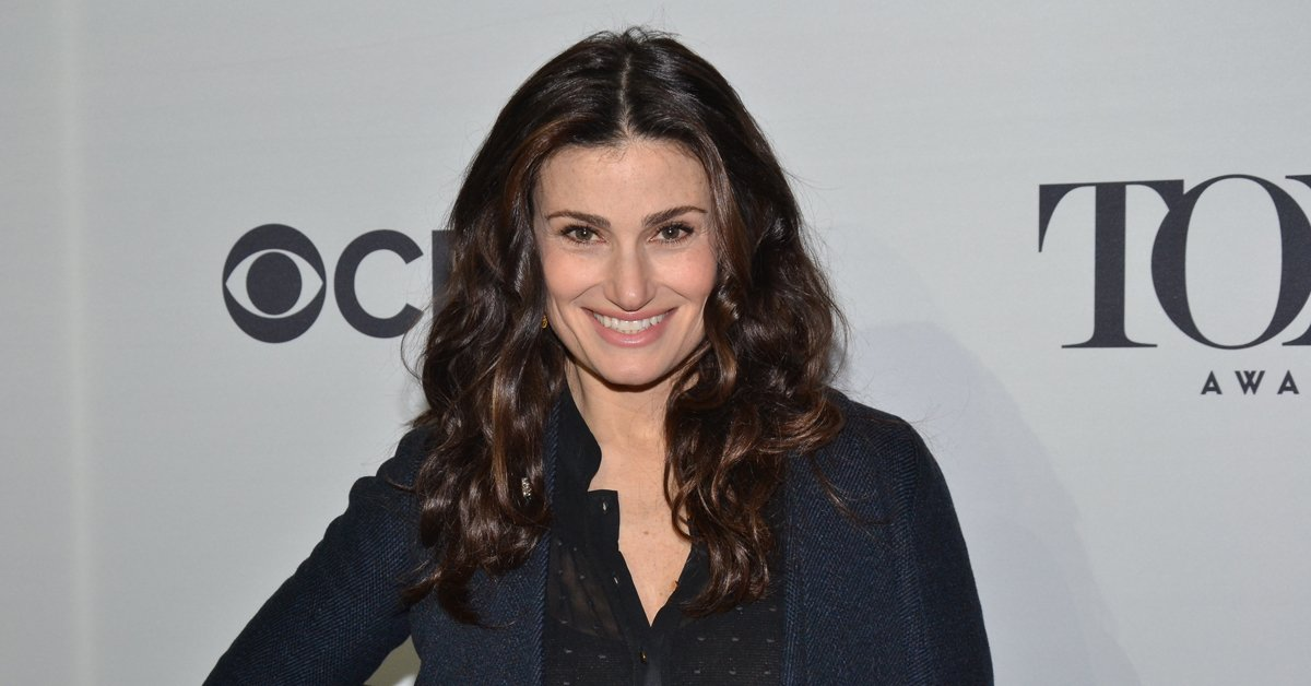 EXCLUSIVE FIRST LISTEN: @idinamenzel sings Dont Rain on My Parade → bit.ly/2OffTVg