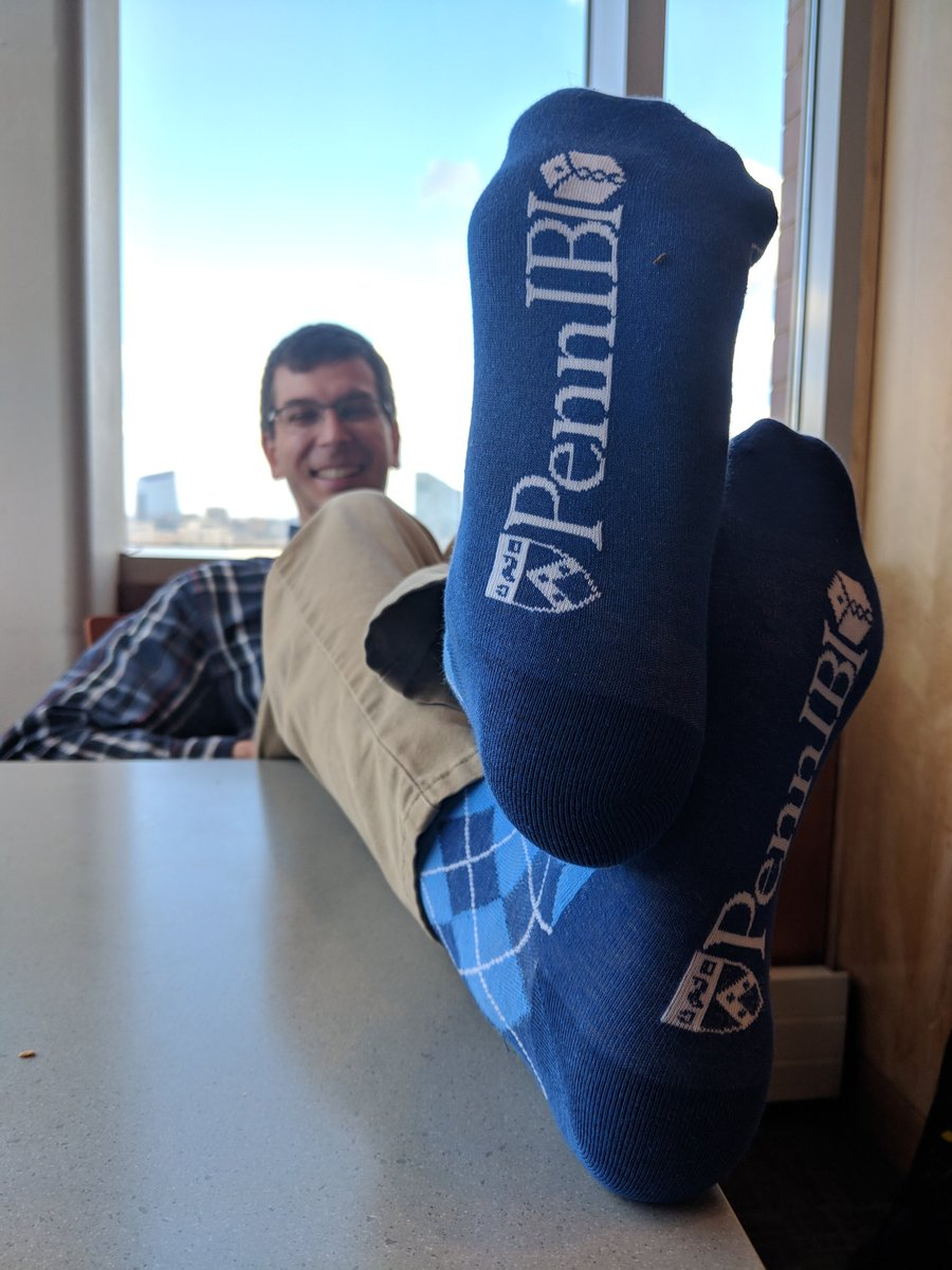 test Twitter Media - Got my @UPennIBI socks! https://t.co/uBtch1U4WD