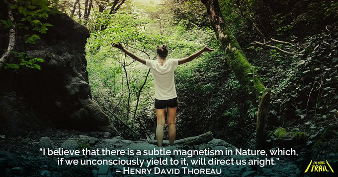 Among his lasting contributions are his writings on natural history and philosophy, in which he anticipated the methods and findings of ecology and environmental history, two sources of modern-day environmentalism. #WednesdayWisdom Photo