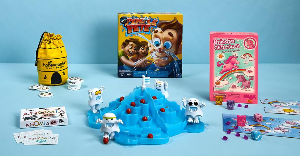 Get in the (board) game! Family and kids approved — forget boredom with these new games: spr.ly/6016DfkEr