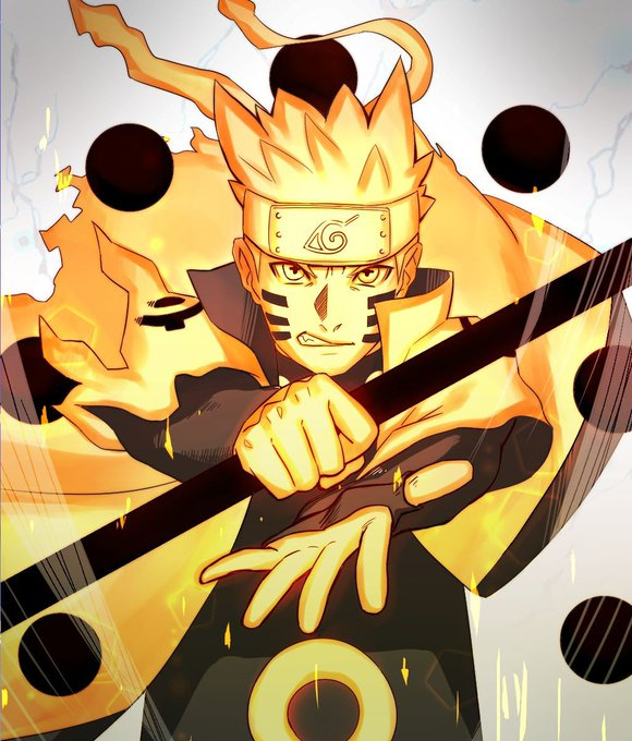 Happy Birthday to one of the best anime characters to ever exist: Naruto Uzumaki