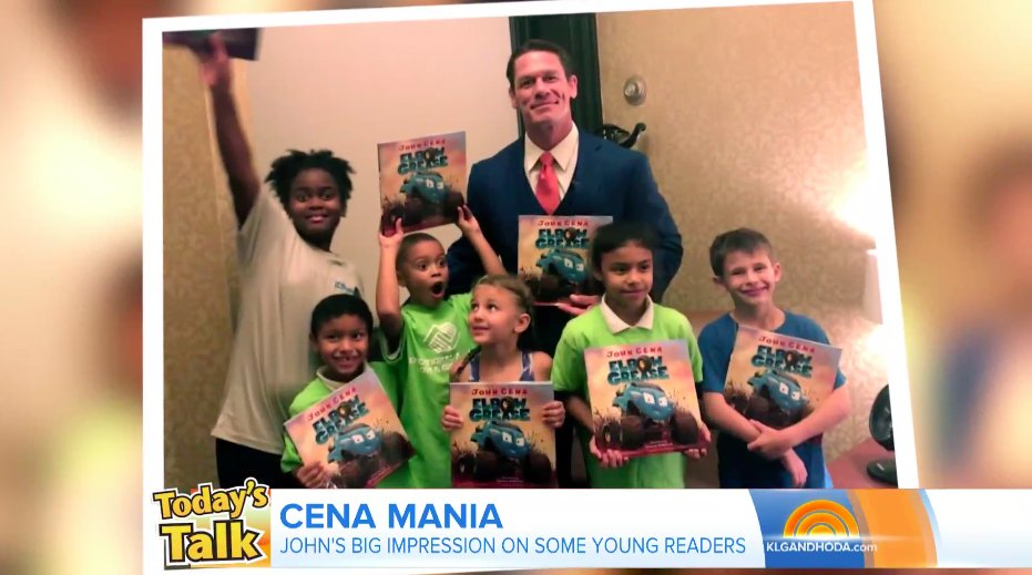 See @JohnCena meet young fans at ELBOW GREASE book signing @BNUnionSquareNY: spr.ly/6012DfkQ6 via @TODAYshow