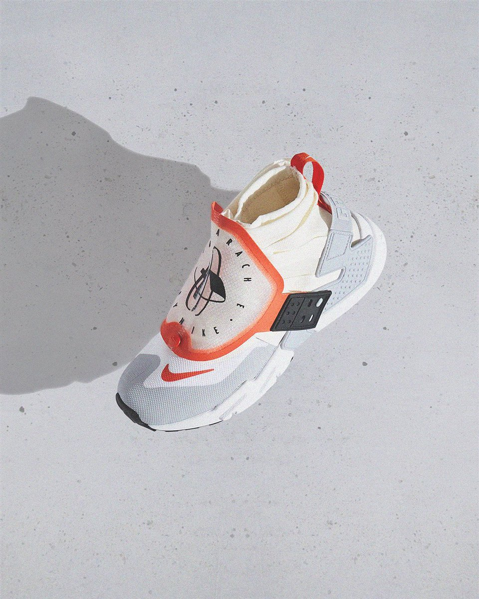 buy online 385b1 4905c Utility   Purpose  Nike Air Huarache Gripp  Flight  will be available  Friday in-store and http   UNKNWN.com 10am EST  NewRelease  Nike   AirHuaracheGripp ...