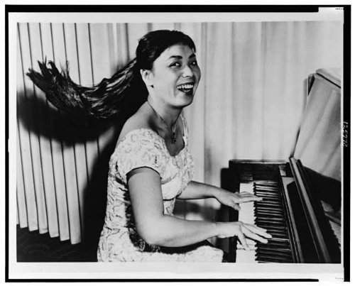 China-born jazz pianist, composer and big band leader Toshiko Akiyoshi is known for infusing bebop jazz with classical and Japanese music. Akiyoshi has been nominated for 14 Grammy Awards and still performs globally at 87. #thejazzartsclt #jazzpioneer #jazz #womenwednesdays