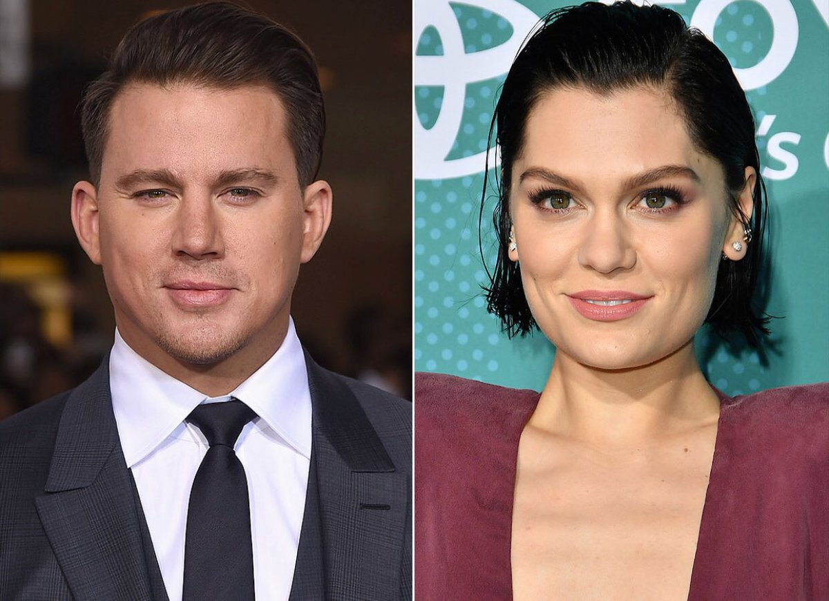 Channing Tatum and singer Jessie J are dating, according to @People. The news comes just six months after Tatum announced his split from Jenna Dewan. Are you here for this couple?<br>http://pic.twitter.com/o7e7upLYTd