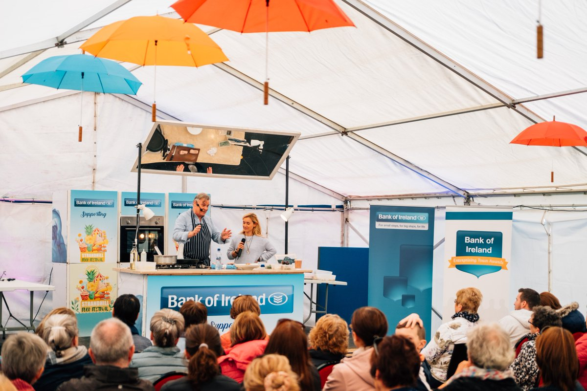 It's taken me a few days to recover, step back and appreciate the success of Strandhill Food Festival 2018. Another event done and dusted for now...  A few thoughts and thanks here https:// bit.ly/2C51xzD      Until next year!   #StrandhillMoments #StrandhillFoodFest <br>http://pic.twitter.com/TESi8mpVoX