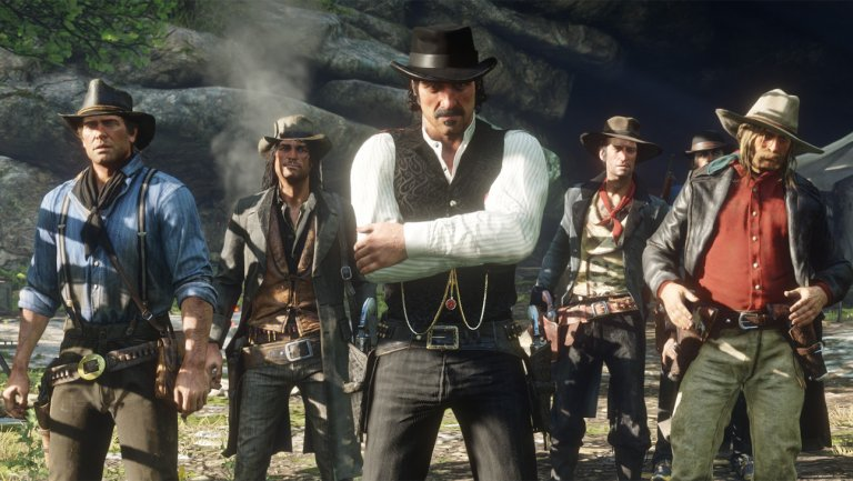'Red Dead Redemption 2' is an open world for the next generation https://t.co/IQph1pfJmq https://t.co/hepq3n0ZpA