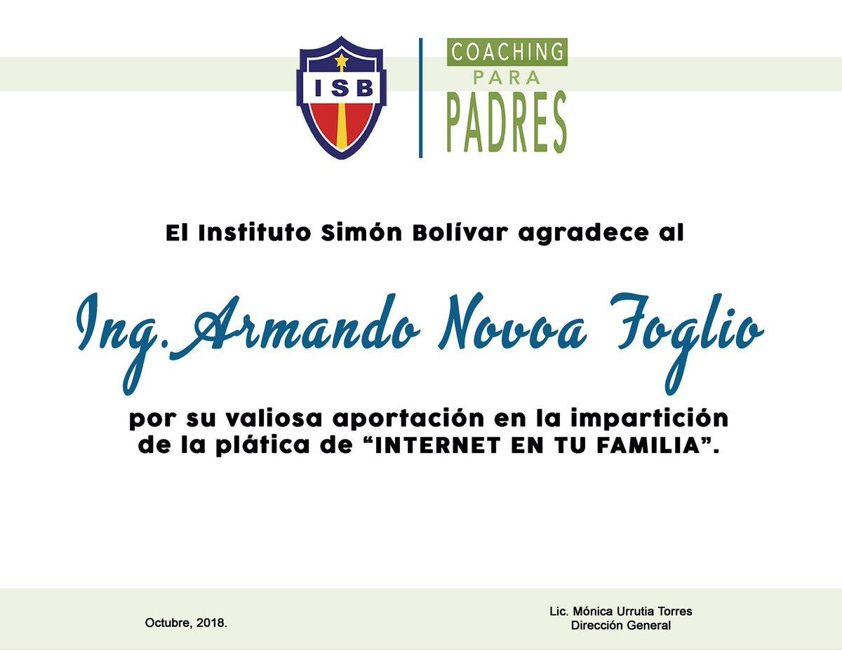 ISB Toluca on Twitter: