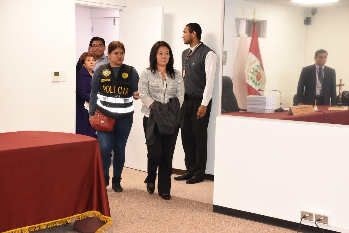 IDL-Reporteros's photo on Keiko Fujimori