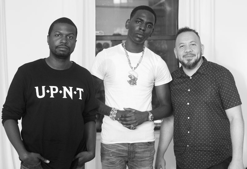 Coming soon! #RapRadarPodcast @YoungDolph #TIDAL �� @calligrafist https://t.co/bhla3xc5nf