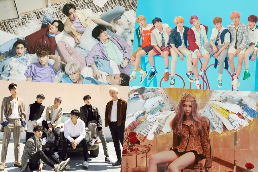 Gaon Reveals Latest Monthly And Weekly Chart Rankings https://t.co/a4jSoNVIQW https://t.co/rwj2uAtkLX