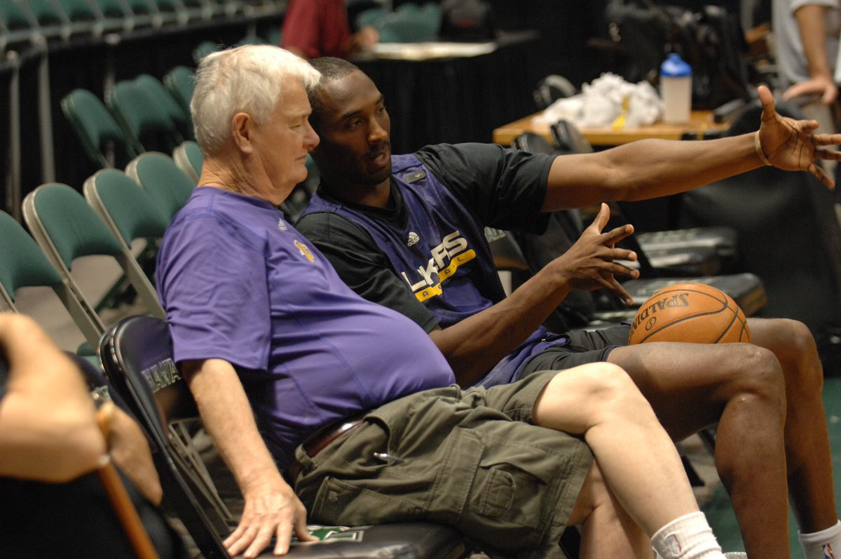 My mentor. I sat with Tex & watched every minute of every game during our 1st season together. He taught me how to study every detail. He was a bball genius in every sense of the word. I'll miss him deeply. Thank you Tex. I wouldn't be where I am today without you. Rest In Peace.