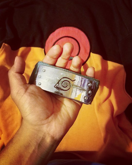 Thank you and Happy Birthday to Naruto Uzumaki! Changed my life and brought me friends and happiness