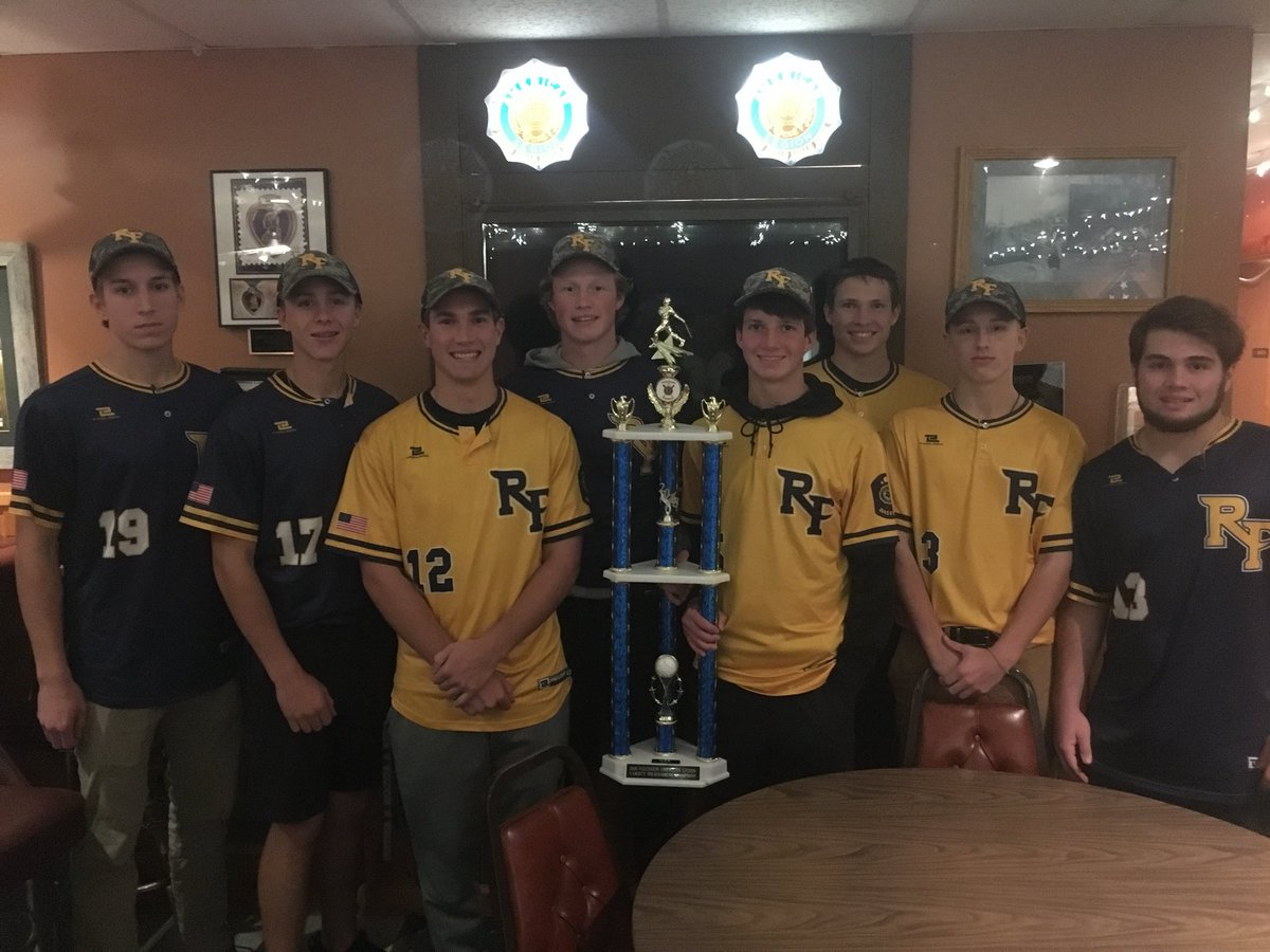 b4871e6d54b ... 121 for recognizing our 2018 state champs at tonight s meeting. A  bigger THANKS for the sacrifices you ve made to allow us to play the game  we love.