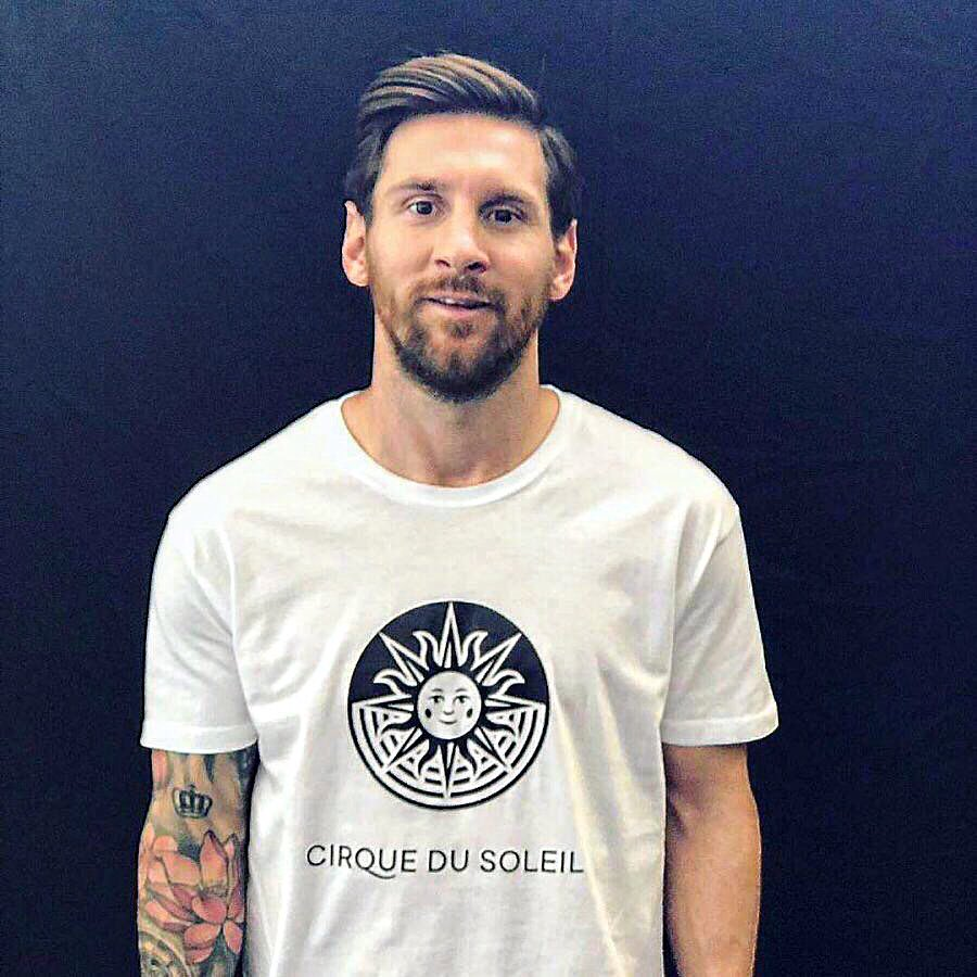 Juez Central's photo on lionel messi