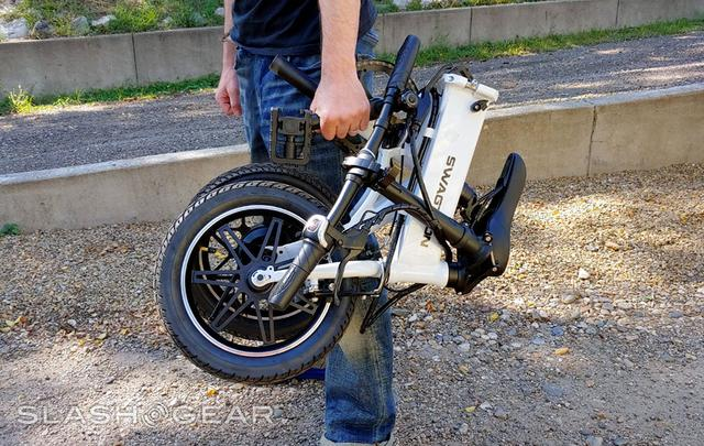 RT @305WA12: Swagtron EB-5 Review: This Foldable Electric Bike is on-point...