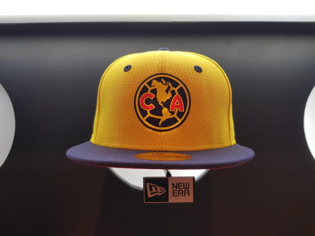 América tiene línea de gorras New Era- Futbol Total 79bec82f5e8