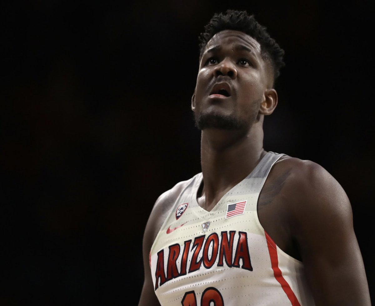 d6d482dc641 Former  Adidas consultant testified in court that he paid the family of  former UofA player Deandre Ayton in attempt to recruit him to Adidas  sponsored ...