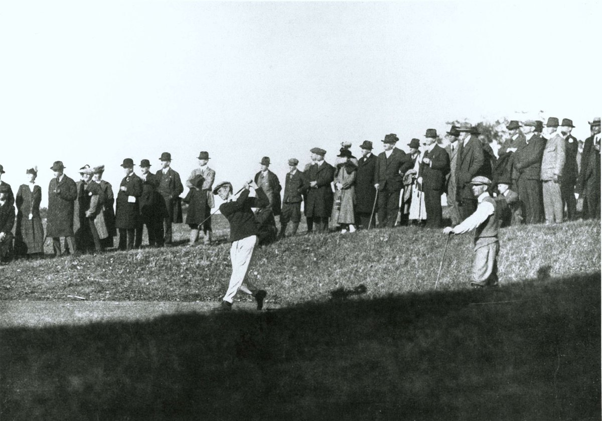 In 1916, the inaugural #PGAChamp was played at Siwanoy Country Club in Bronxville, NY. Next May, the Wanamaker Trophy returns to Greater Metro NY for the 101st #PGAChamp.    https:// bit.ly/2CzXooo  &nbsp;  <br>http://pic.twitter.com/0bfFgztvBH