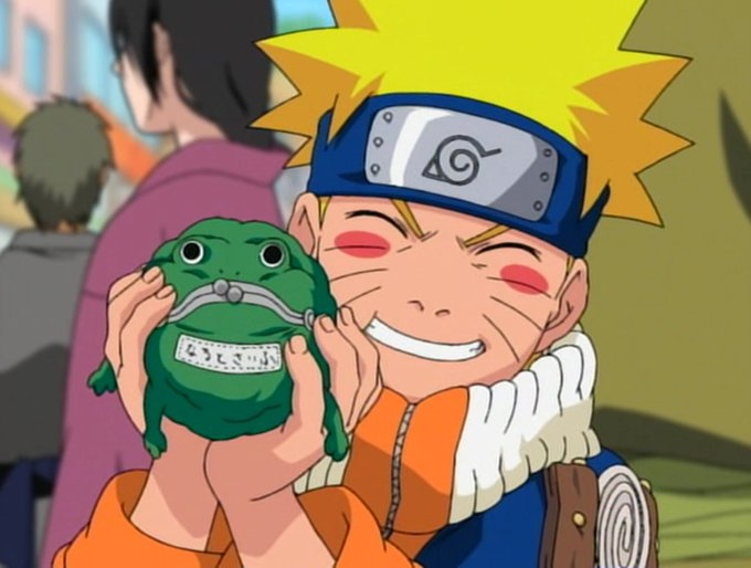 Nothing has touched my heart and motivated me more than Naruto has. Happy birthday, Naruto Uzumaki