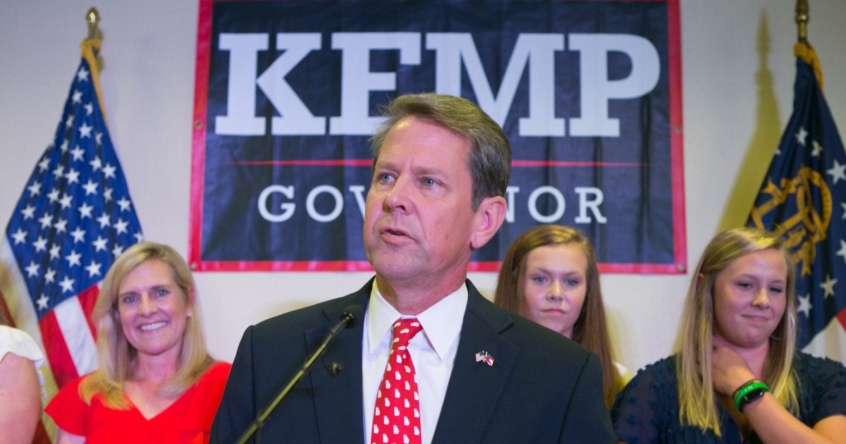 Georgia's Republican candidate for governor is blocking 53,000 voter registrations https://t.co/656dkQjo7w https://t.co/NfFLkdNEEj