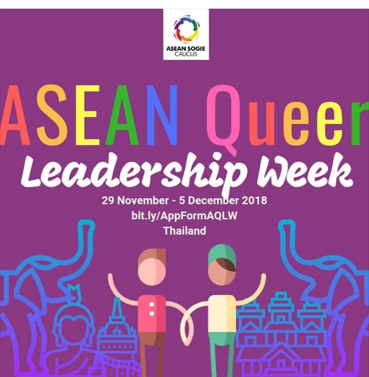 Southeast Asian queer future leader, please do apply! #LeadersWeek #queerleader<br>http://pic.twitter.com/3HtKEXcOU7