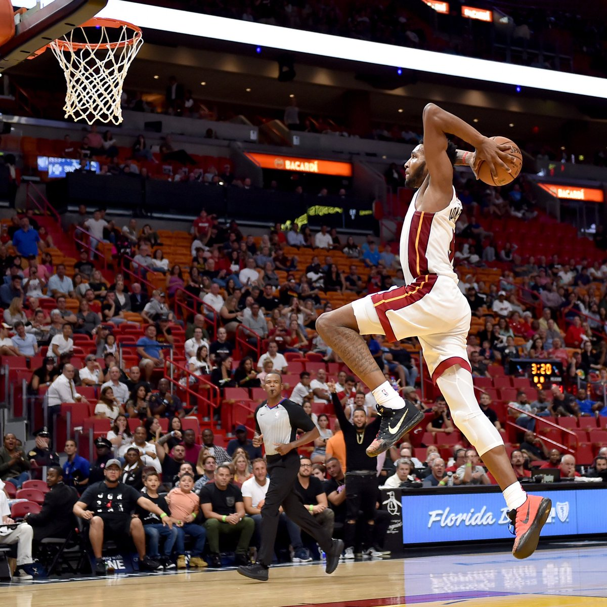 solewatch: @therea1djones takes flight in the \