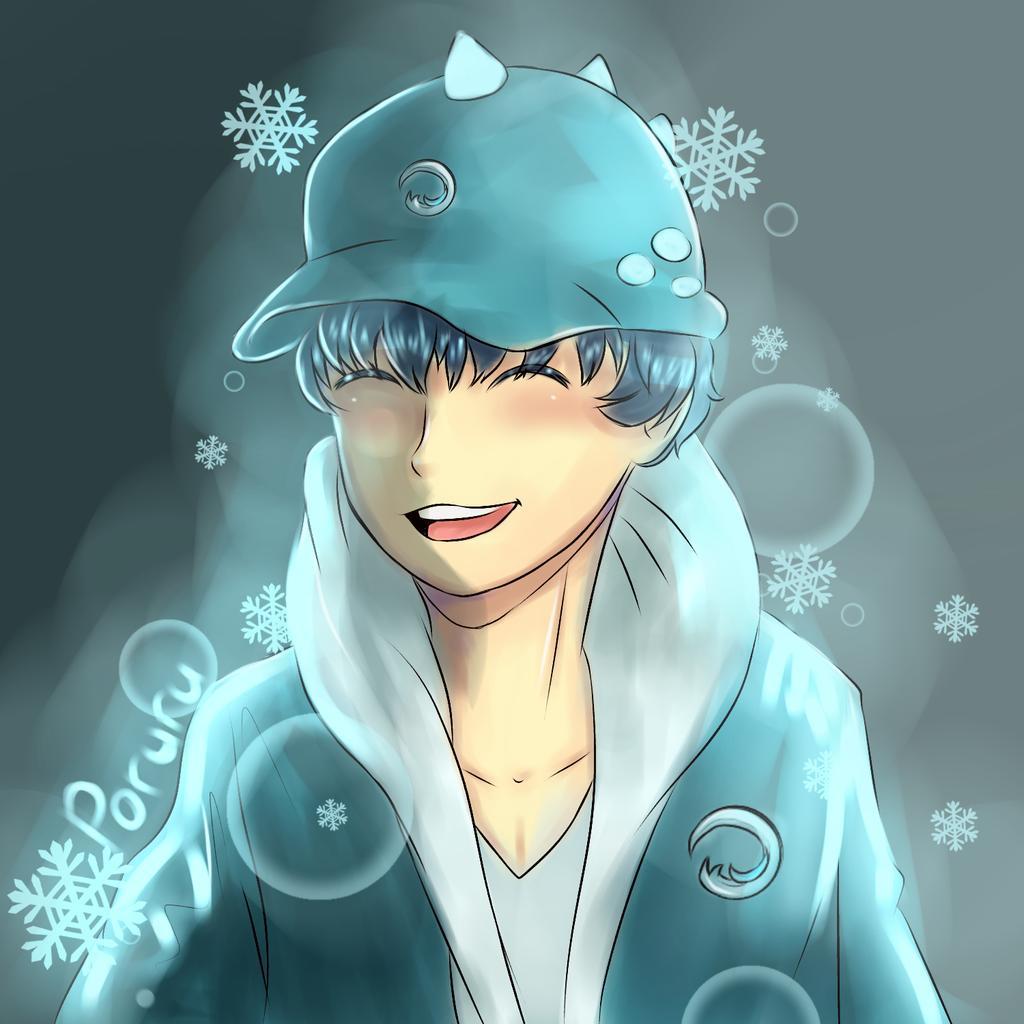 Poruru Art Open Commission On Twitter Boboiboy Ice Smile Is