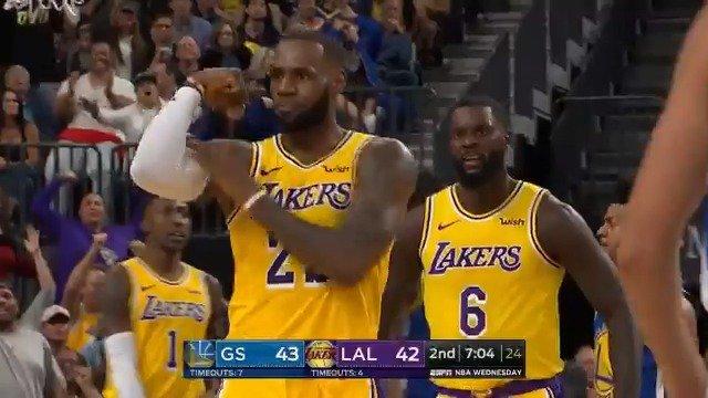 ���� KING STRENGTH! ����  #NBAPreseason on @ESPNNBA https://t.co/SSTYd9rRHE