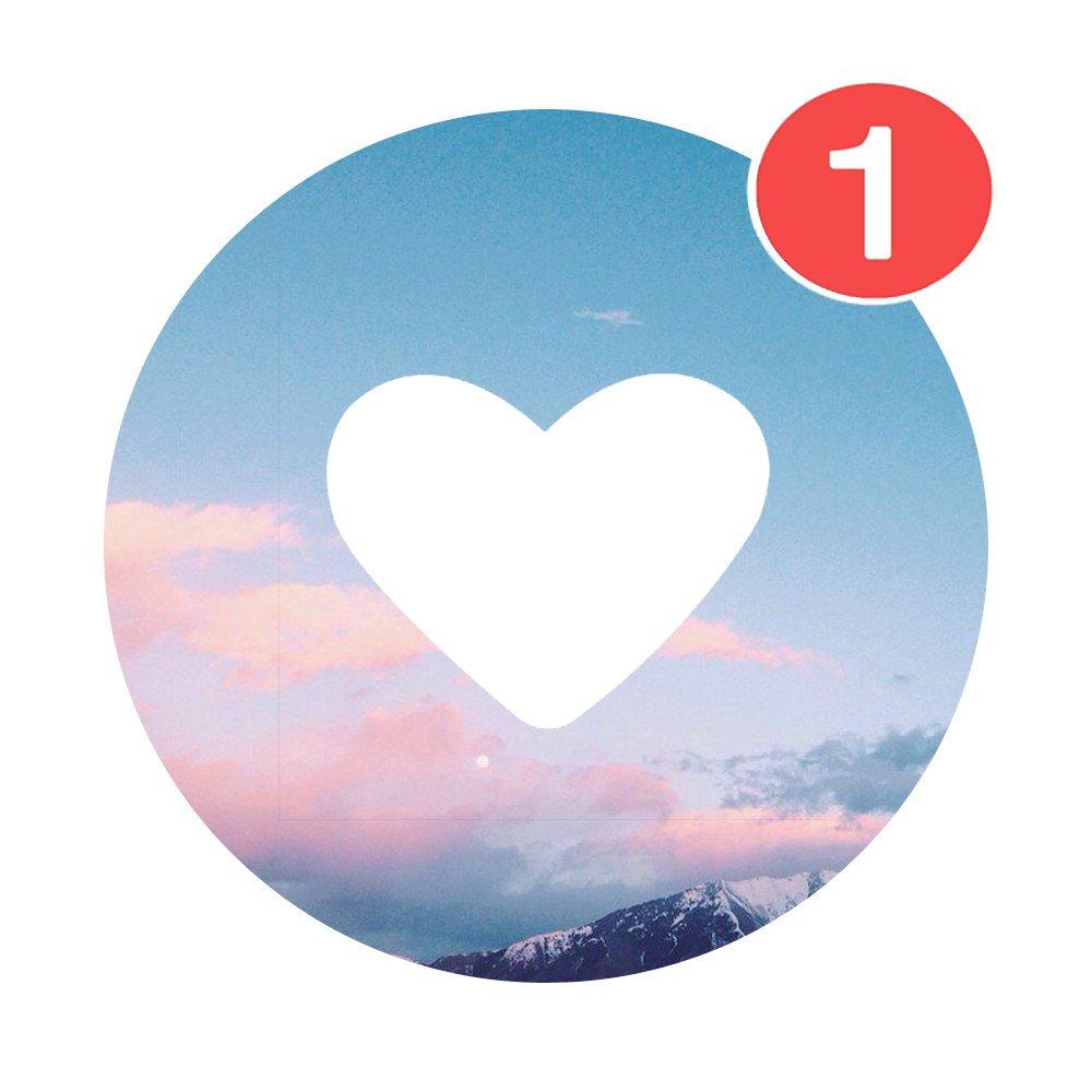всё главное рисовать сердечки на фото в инстаграм группе