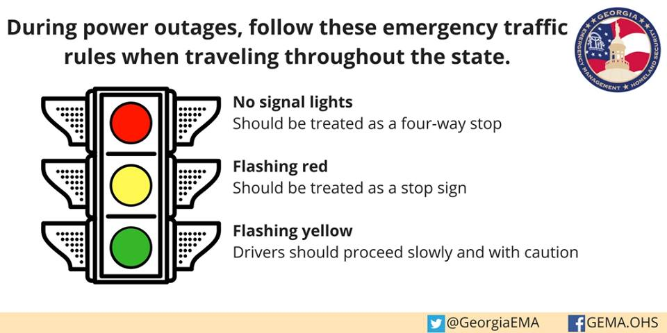 If You Must Travel 1 Plan Your Route 2 Drive W Caution 3 Follow Traffic Signal Rules If You Find One Thats Experienced