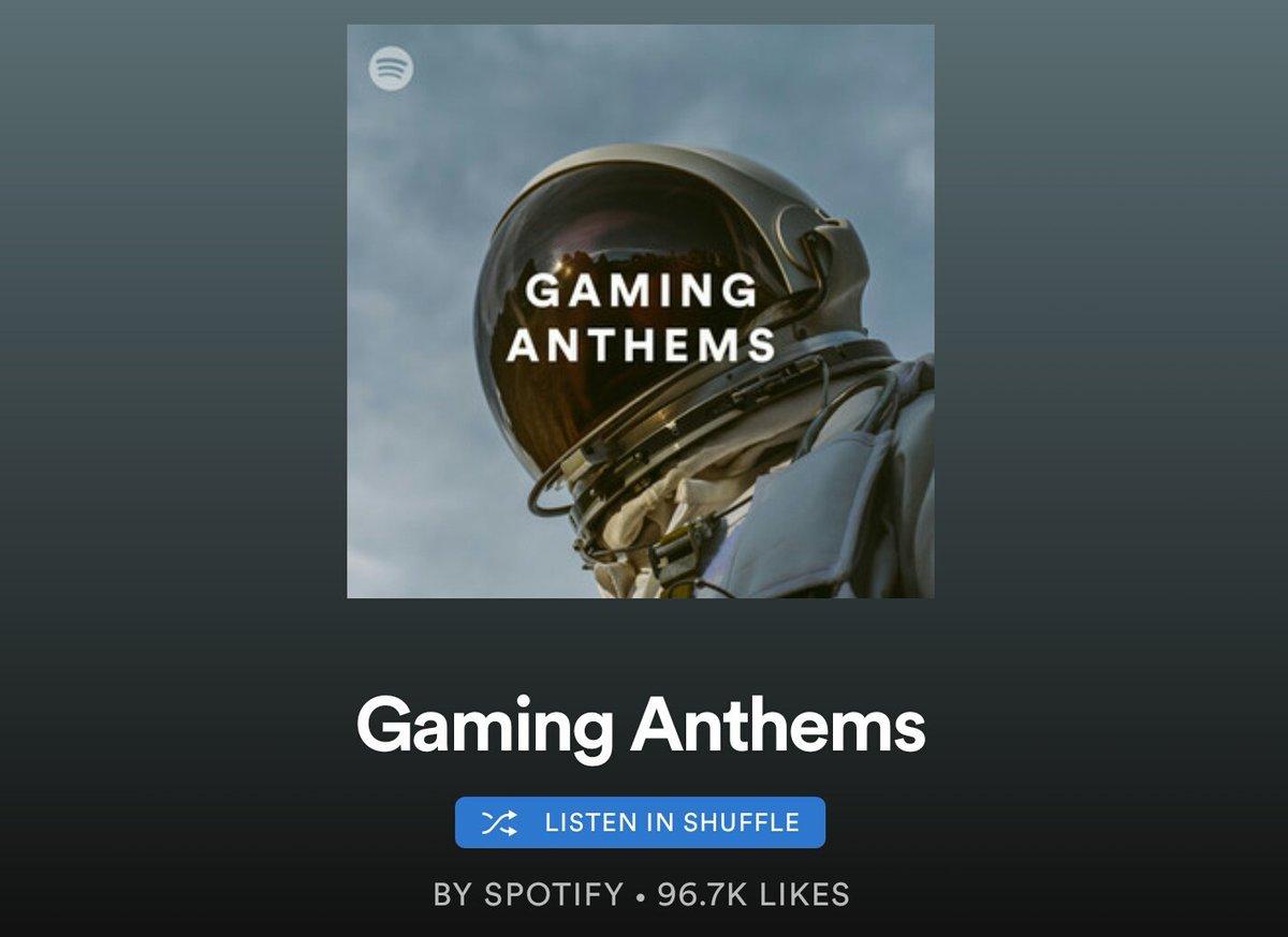 gaminganthems hashtag on Twitter