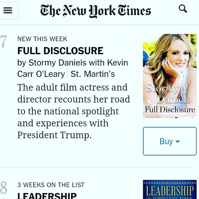 Woke up this morning in Germany to a text telling me I am #7 on NY Times Bestseller list! I bet this