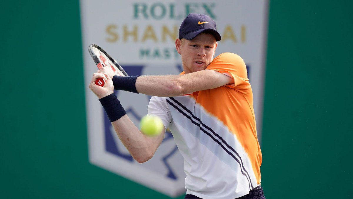 An ace from @kyle8edmund gives him the first set 7-6 over Nicolas Jarry! @SH_RolexMasters #ATPMasters1000