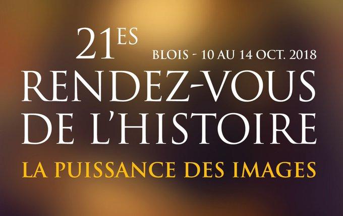 Comment éduquer aux images ? ➡ Cette année, aux @rdvhistoire nous interrogeons cette notion dans une société où l'image est omniprésente, y compris à l'école 🗓 Venez en parler à Blois les 12-14/10 ! #RVH2018 Photo