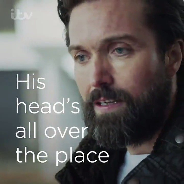 A father struggling to accept. New drama #Butterfly starts Sunday 9pm @ITV @EmmettScanlan