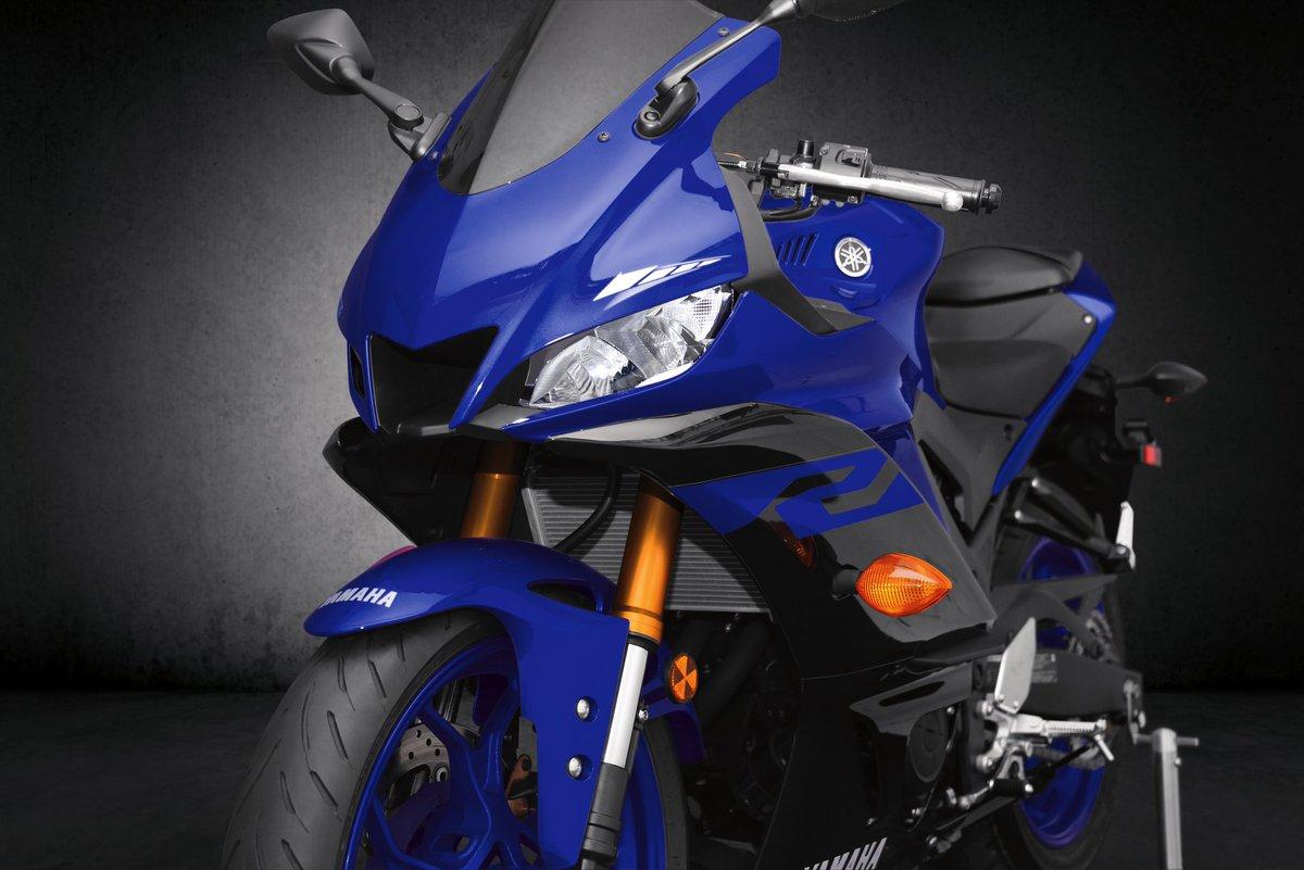 Yamaha Motor Uk On Twitter The 2019 Yzf R3 With Motogp Styling