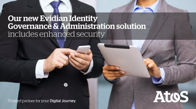 The new version of our Evidian Identity Governance & Administration (IGA) solution is out...