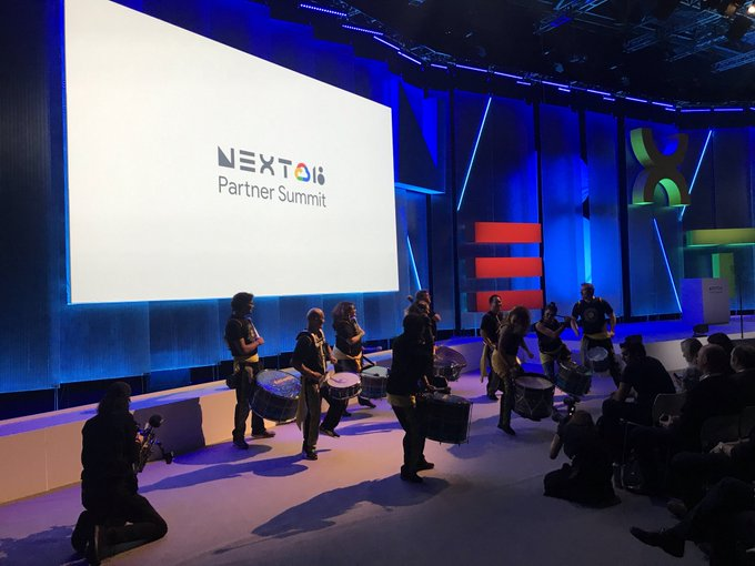If you are attending #GoogleNext18, come over to booth P8! We will demonstrate real-time...
