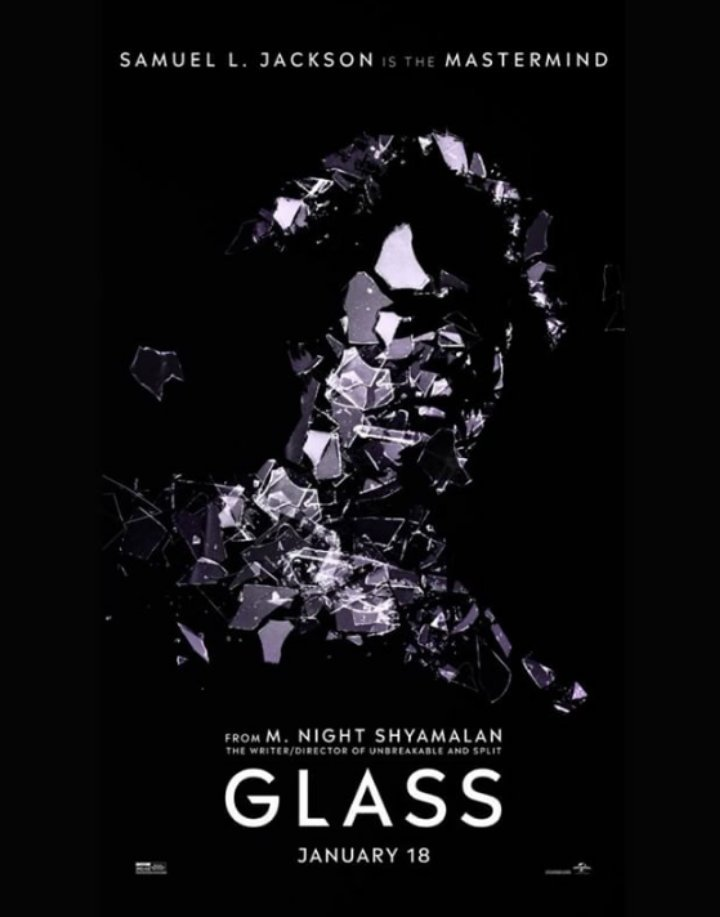 The Mastermind. The Unbreakable. The Beast.  Loving these character posters.  New trailer drops tonight! #GlassMovie #GLASS<br>http://pic.twitter.com/WtPDaVvFBa