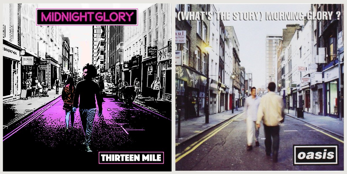 Oasis (Whats the Story) Morning Glory Covers Album