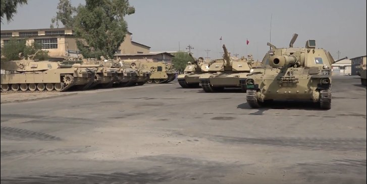 اعاده تأهيل وتصليح معدات واسلحه الجيش العراقي .......متجدد - صفحة 2 DpO0QInXUAEHU7R
