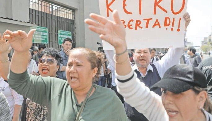 Contra Réplica's photo on Keiko Fujimori