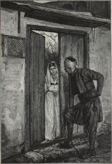 traditional courtship