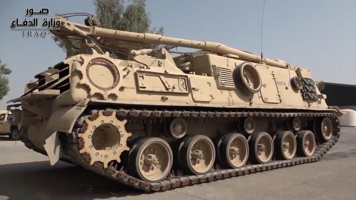 اعاده تأهيل وتصليح معدات واسلحه الجيش العراقي .......متجدد - صفحة 2 DpO2q5EW4AAHVeS