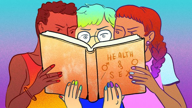 Not teaching inclusive sex ed is dangerous and isolates students trib.al/Ad8Pfod