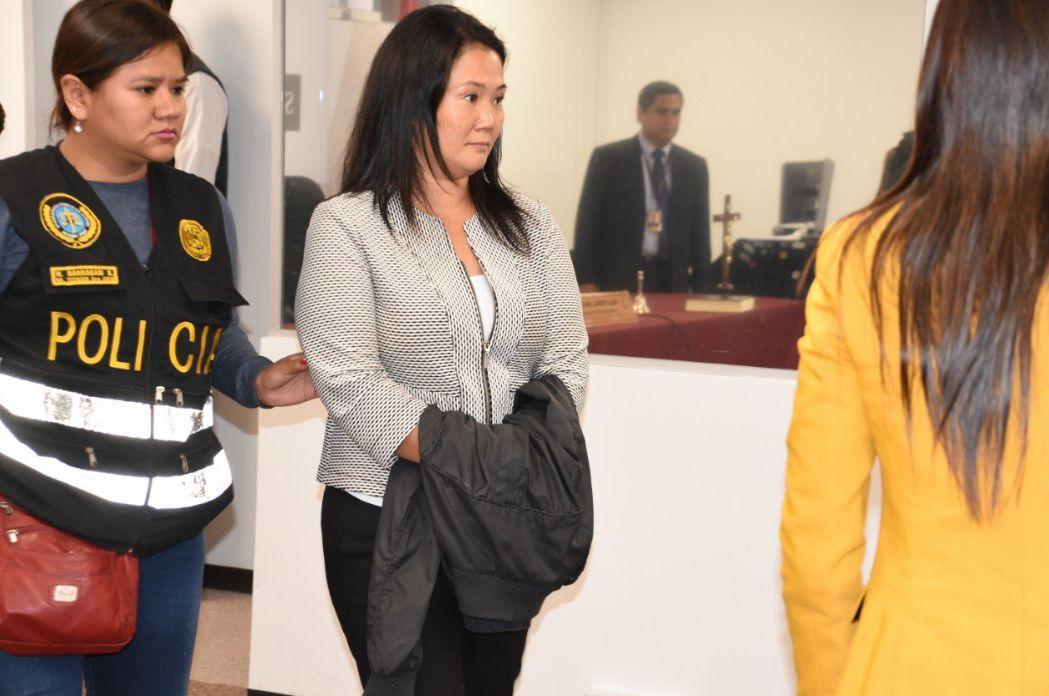 Política El Comercio's photo on Keiko Fujimori