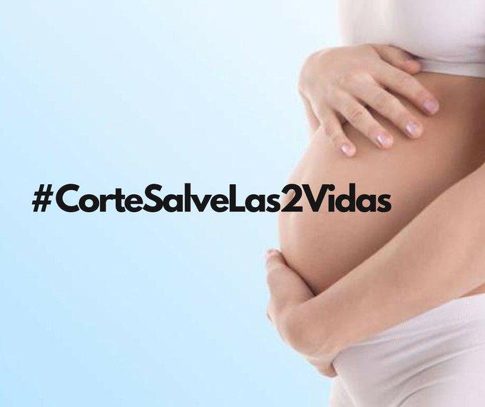 #CorteSalveLas2vidas Photo